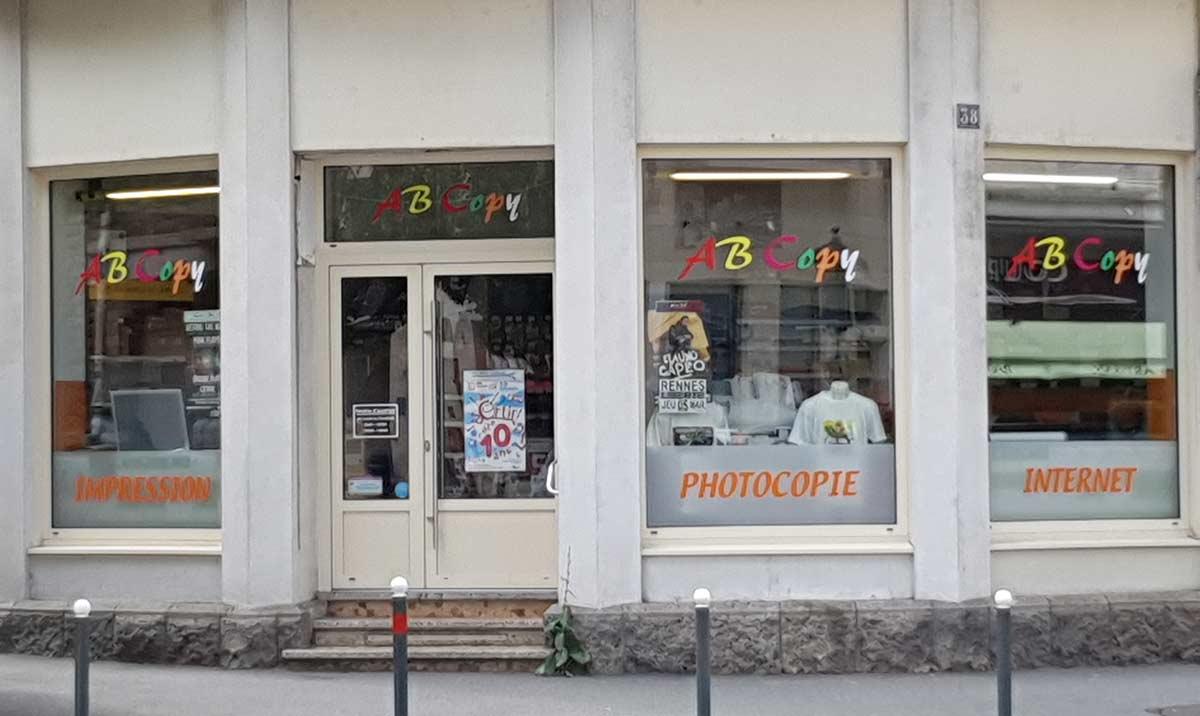 les petits goodies à Rennes | AB Copy